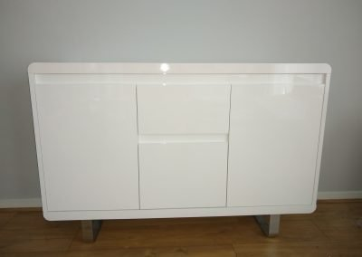 Argos sideboard w drws flat pack assembly