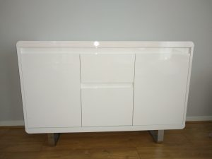 Argos sideboard assembly