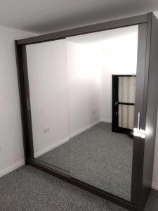 Flat pack Sliding Door wardrobe