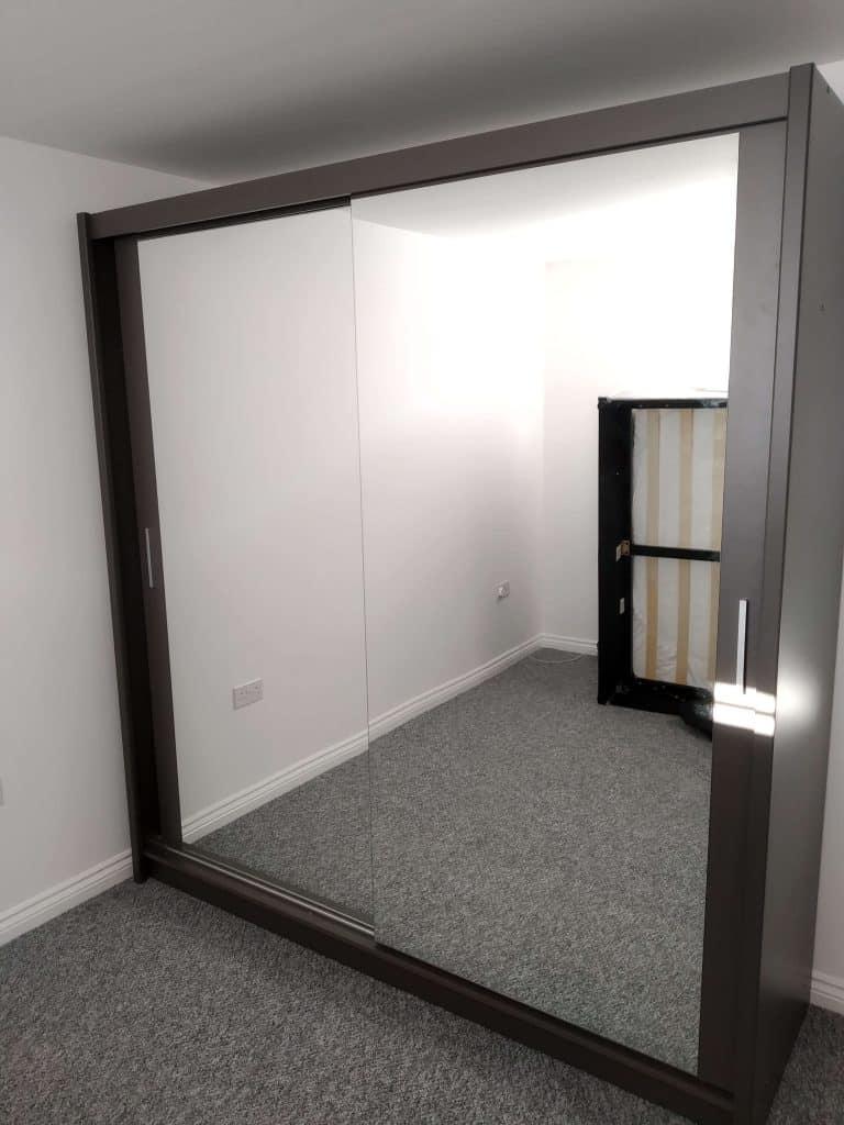 Sliding Door wardrobe assembly worthing