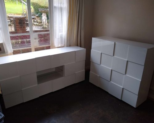 Local Flat Pack Assembly